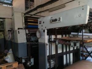 press offset Miller TP41